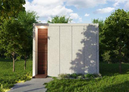 dom modułowy z prefabrykatów betonowych future