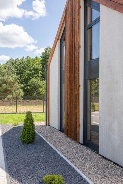 modułowy dom z prefabrykatów betonowych spine zalety