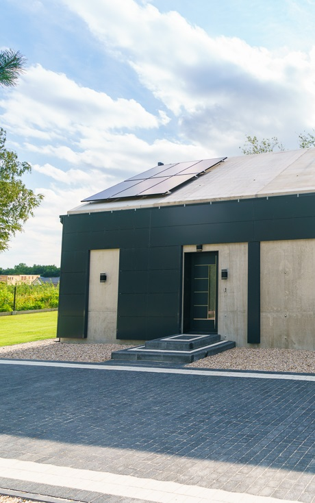 energooszczędny dom prefabrykowany